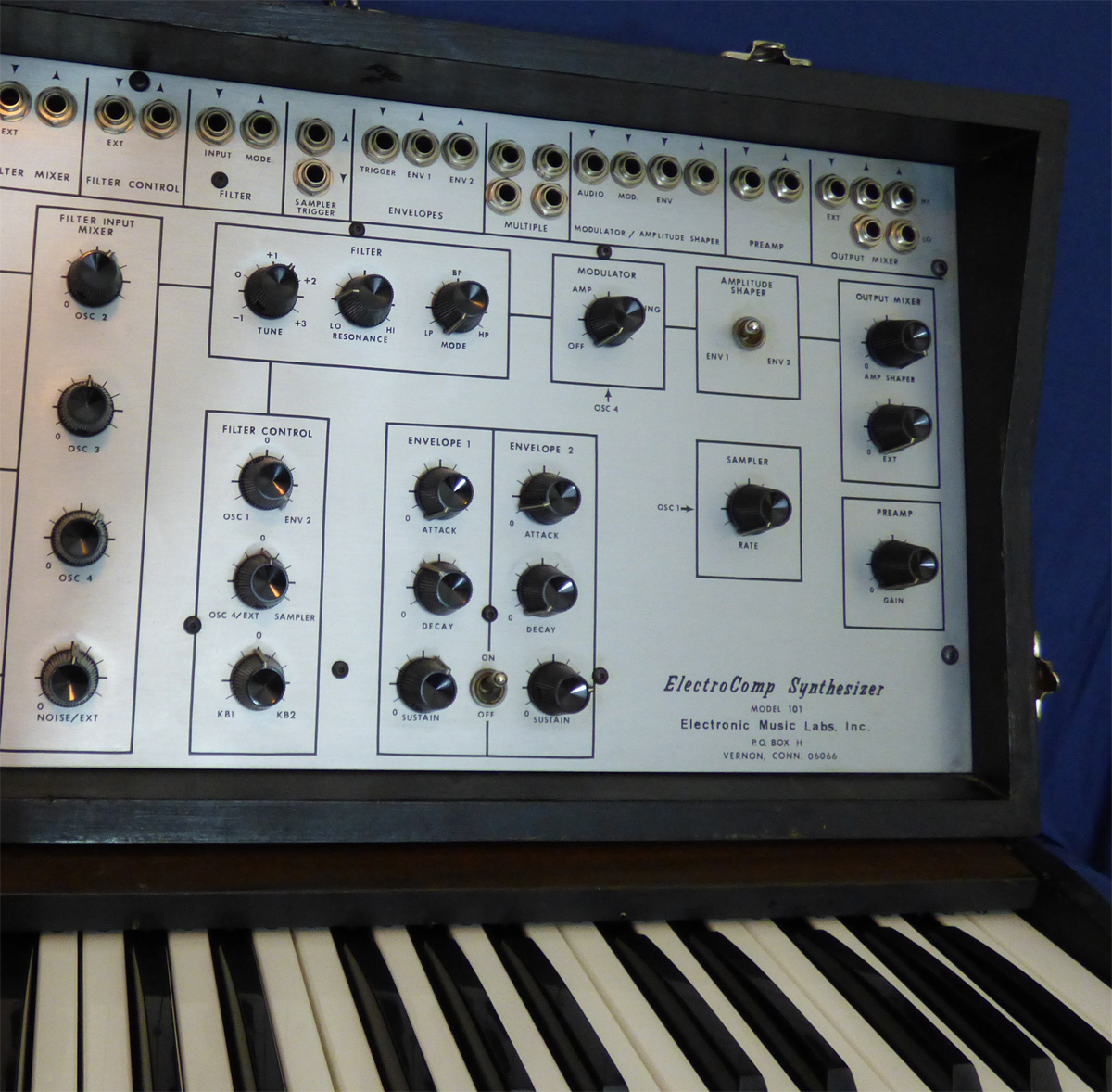 Electronic Music Labs EML 101